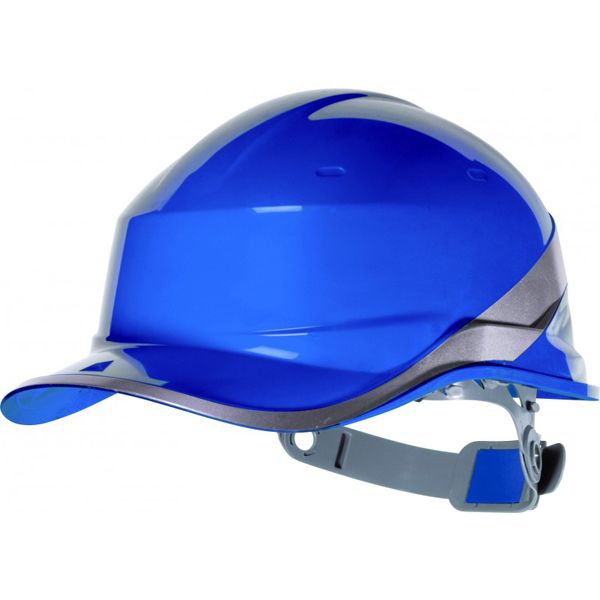 CASCO PROTECCION AZUL FLUOR VENITEX  DIAMOND V